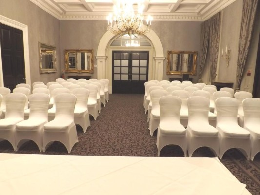 Chair Covers Venue Leeds And Yorkshire Funky Muppet
